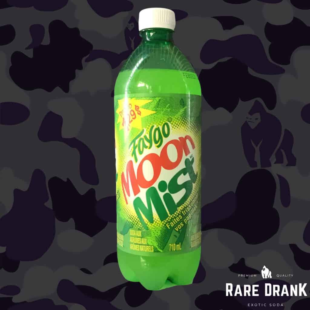 Faygo Moon Mist Green