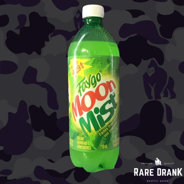 Faygo Moon Mist Green