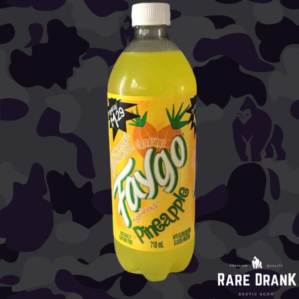 Faygo Pineapple