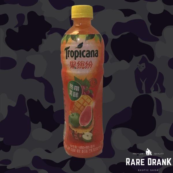 Tropicana Orange Passion Fruit