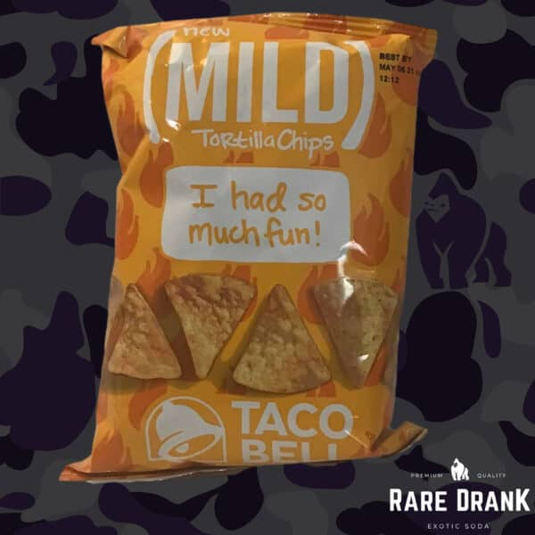 Taco Bell Mild Chips