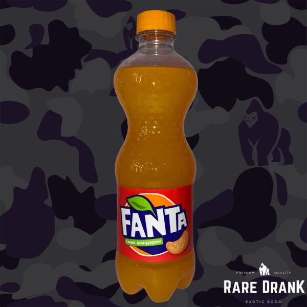 Fanta Mandarine