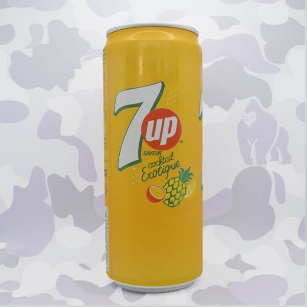 7up exotic 🇫🇷