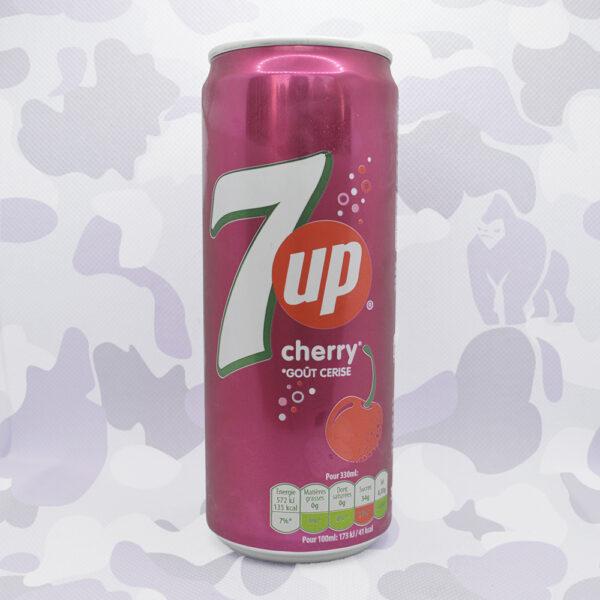 7up cherry 🇫🇷