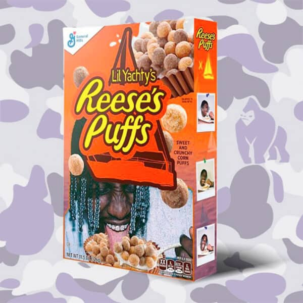 Reese puffs Lil yachty's family size