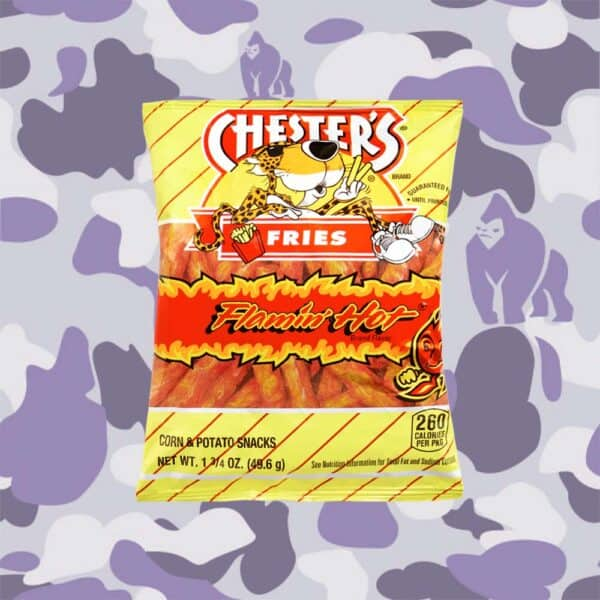 Chester's Fries Flamin' Hot